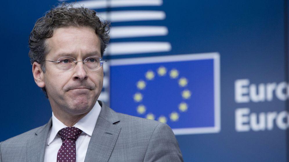 Foto: Imagen de archivo del presidente del Eurogrupo, Jeroen Dijsselbloem. (Reuters)