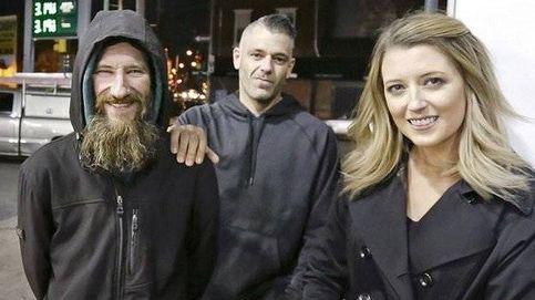 Un mendigo dio el poco dinero que tenía a una chica en apuros: así se lo pagó ella