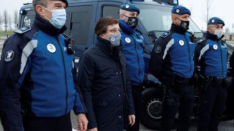 La Policía interviene en 437 fiestas ilegales en Madrid este fin de semana
