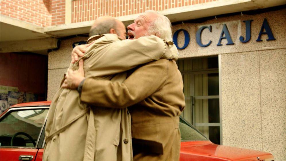 Foto: Secuencia del último capítulo de Echanove en 'Cuéntame'.