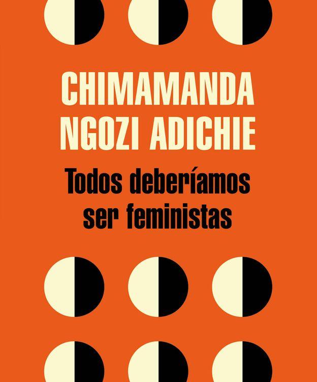 Foto: 'Todos deberíamos ser feministas' de Chimamanda Ngozi Adichie.