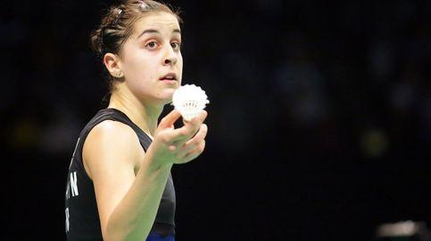 El enfado de Carolina Marín por su crisis de resultados a dos meses del Mundial