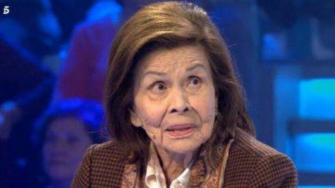 El día que Betty (madre de Preysler) debutó en televisión: lo que desveló y lo que calló