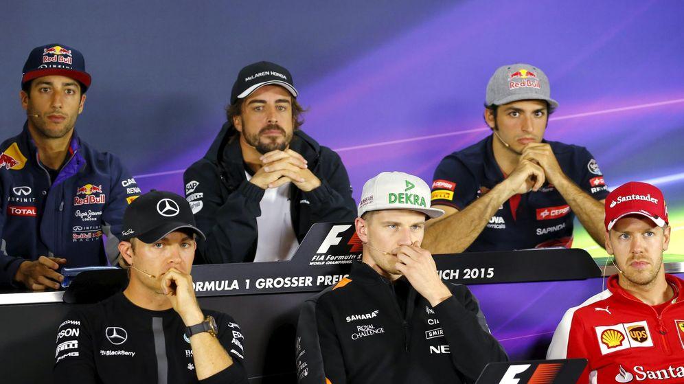 Foto: Todo pasa porque nos salgan bien las cosas y haya un fin de semana sin problemas, dijo Alonso (Reuters)