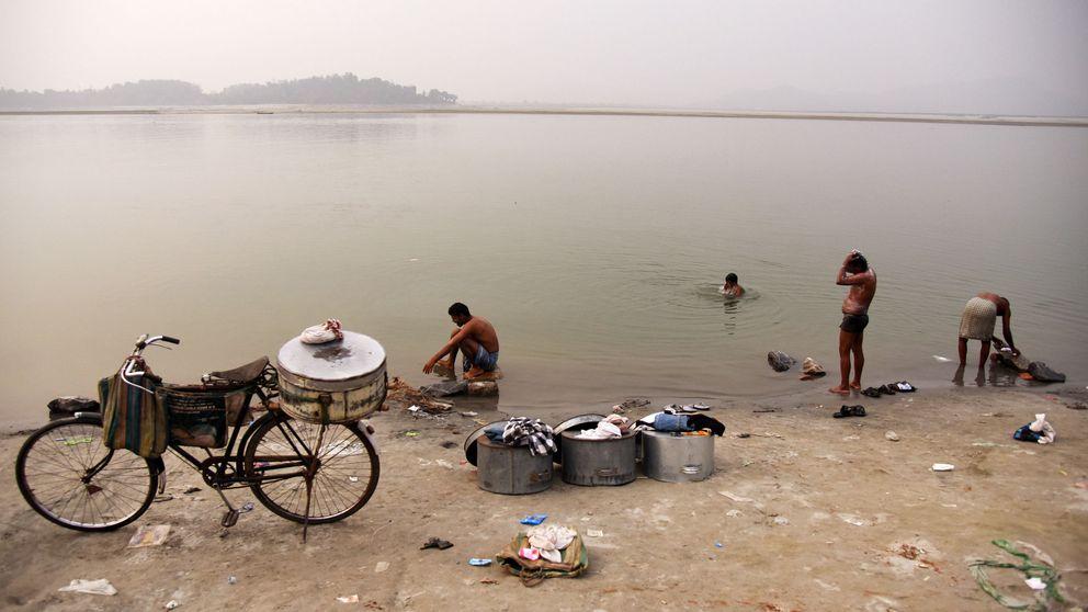 """Inundaciones y desastres ecológicos: el """"arma secreta"""" china que tiene a India en vilo"""
