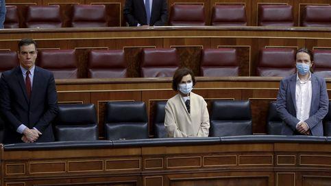 Iglesias asocia la estabilidad del Gobierno a un acuerdo de coalición incompatible con Cs