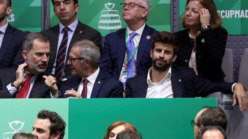 La Copa Davis de Piqué o cuando unió Cataluña con España (Felipe VI incluido)