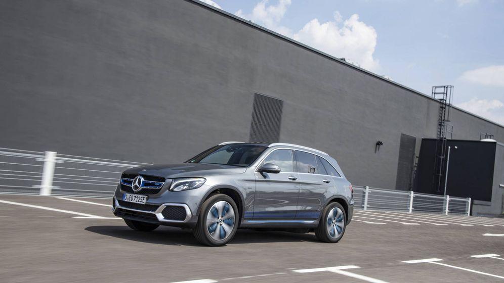 Foto: Conducimos el Mercedes GLC Fuel Cell