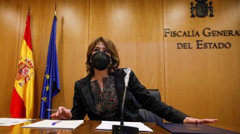El fiscal Stampa carga contra Delgado por su salida de Anticorrupción
