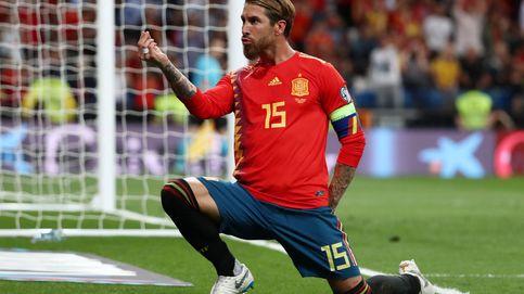 Los invitados de Sergio Ramos: de Gerard Piqué a Florentino Pérez y...
