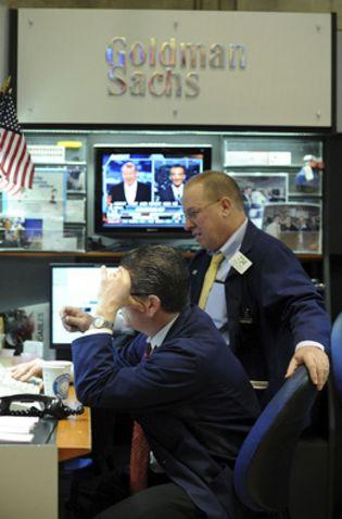 Foto: Goldman Sachs, los monjes banqueros que gobiernan el mundo