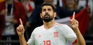 Post de Irán - España: ejercicio de paciencia resuelto con un gol de rebote de Costa