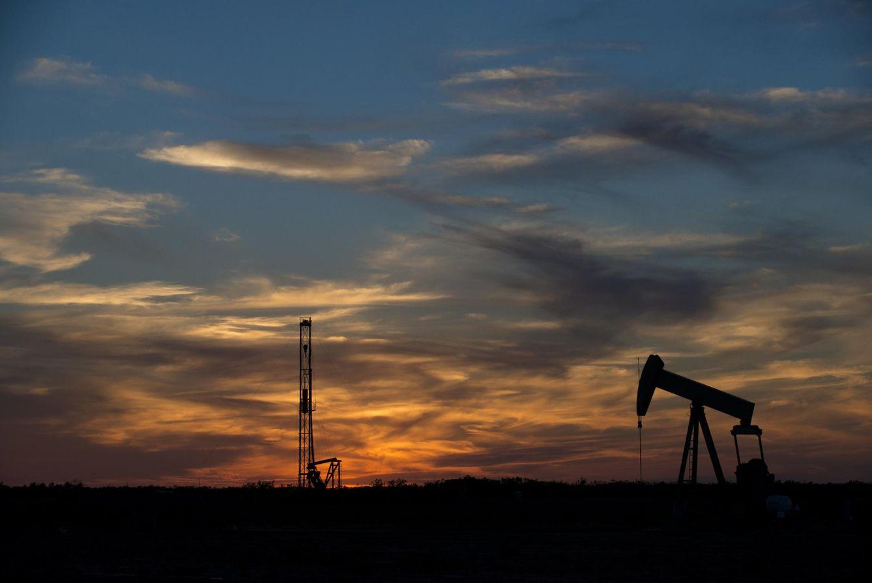 Foto: Un pozo de extracción de crudo en Sweetwater, Texas, el 4 de junio de 2015 (Reuters).