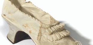 Post de Subastan un zapato de María Antonieta por 43.750 euros
