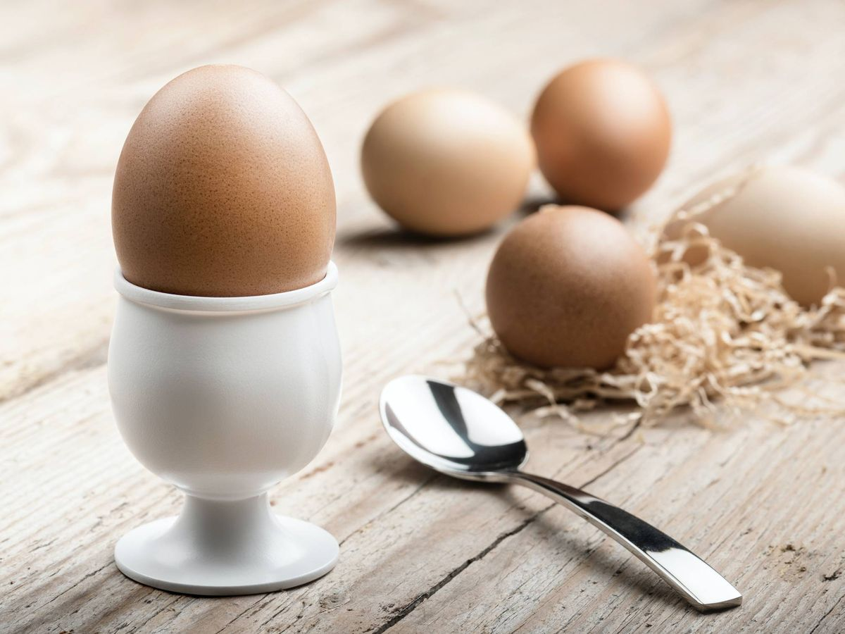 Foto: El huevo cocido puede ayudarte a adelgazar. (Enrico Mantegazza para Unsplash)