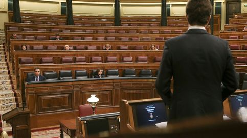 Los partidos reordenan sus posiciones arrollados por la crisis