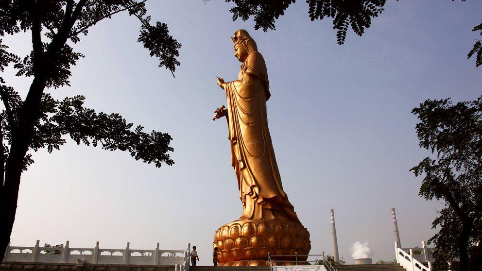 De Mao a Marilyn Monroe: las gigantescas estatuas de China