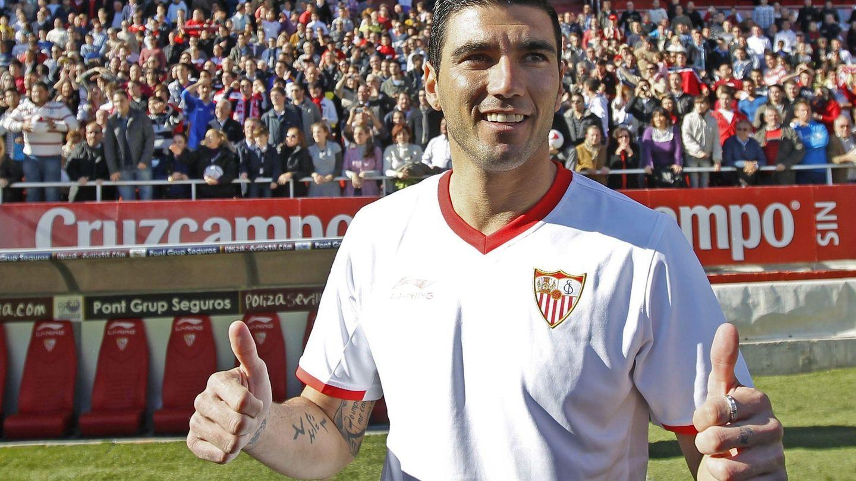 José Antonio Reyes, en una imagen de archivo. (EFE)
