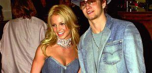 Post de El motivo que explica el look denim de Britney Spears y Justin Timberlake