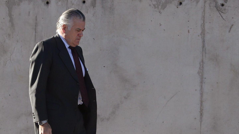 El extesorero del PP Luis Bárcenas. (EFE)
