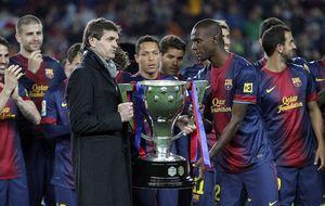 El Barça se agarra a la Liga porque Tito no hubiera permitido otra cosa