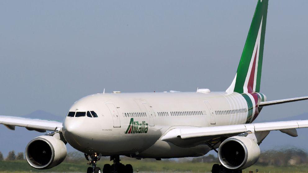 El gobierno italiano acuerda nacionalizar la aerolínea Alitalia para evitar su quiebra