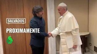 Sorpresa en la Iglesia española ante la entrada de Évole hasta el despacho del Papa