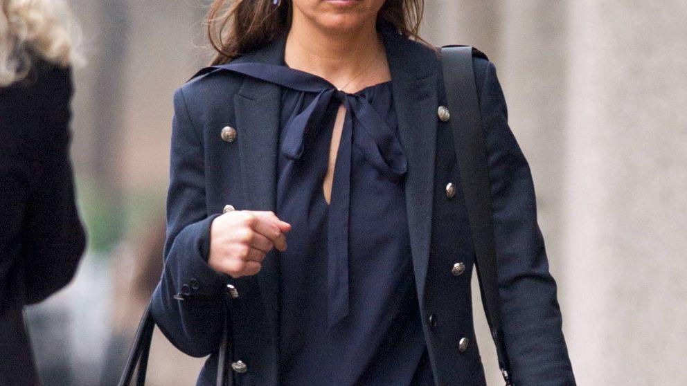 Un 'hacker' roba más de 3.000 fotos personales del móvil de Pippa Middleton