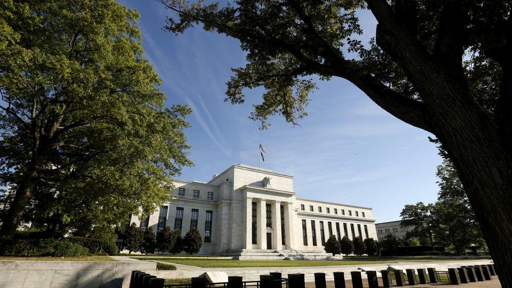 Foto: Imagen de la Fed. (Reuters)