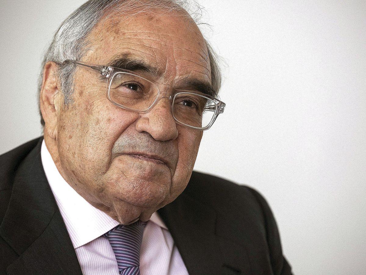 Foto: El exministro Rodolfo Martín Villa. (EFE)