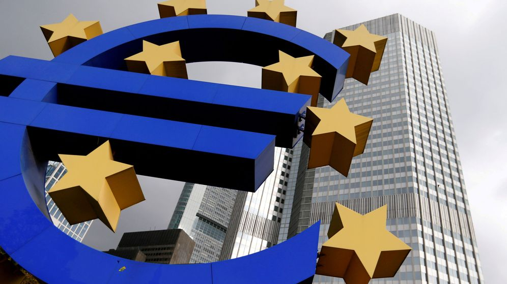 Foto: El Banco Central Europeo. (Reuters)