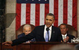 El discurso de Obama sobre el Estado de la Unión en 14 frases