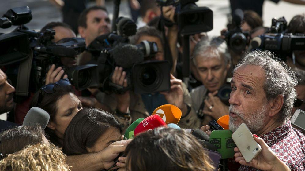 Foto: Willy Toledo se negó a declarar durante la instrucción del Juzgado 11 de Madrid. (EFE)