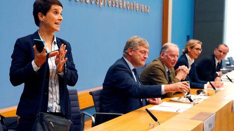 La venganza de Frauke Petry: fractura en la ultraderecha alemana