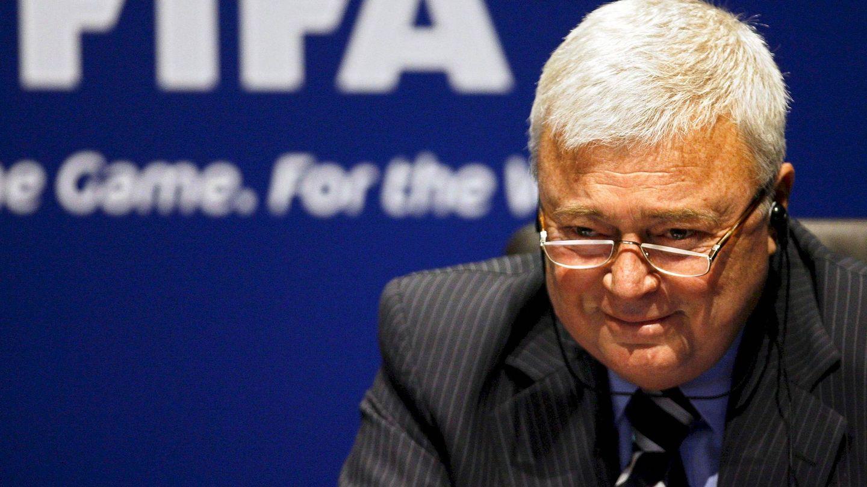 El expresidente de la Confederación Brasileña de Fútbol, Ricardo Teixeira. (EFE)