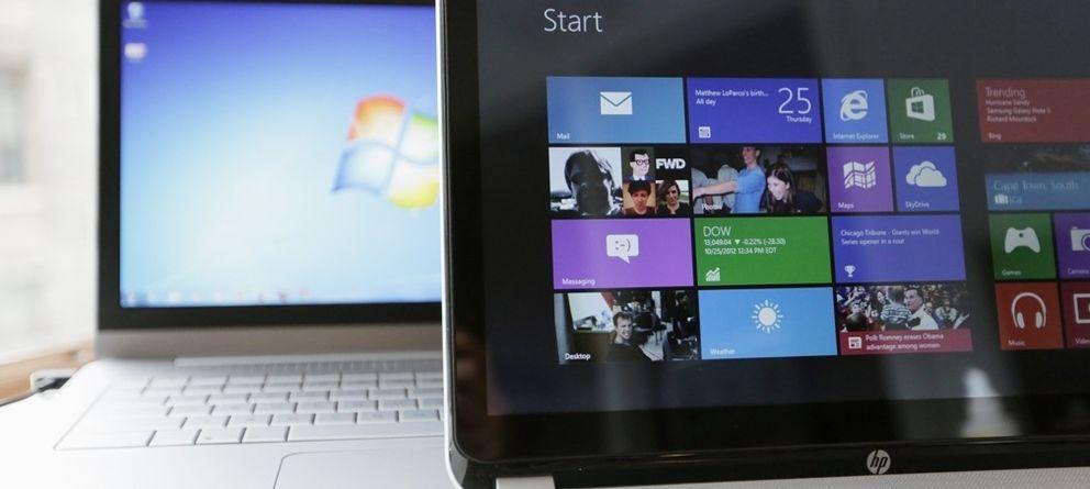 Foto: Herramientas para 'supervitaminar' el menú de inicio en Windows 8