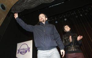 Podemos saca ya siete puntos al PP y nueve al PSOE, según un sondeo