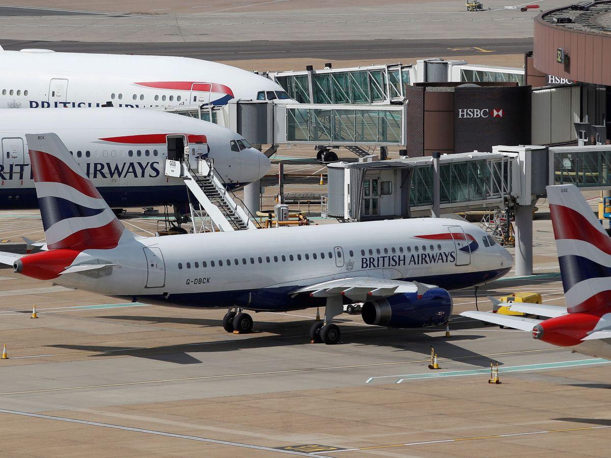 Foto: Aeronave de British Airways (Reuters/Peter Nicholls)