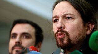 Los otros derrotados (Podemos y PNV)