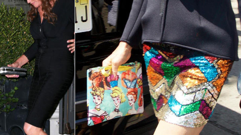 Detalles de los 'looks' de Caitlyn Jenner (Gtres)