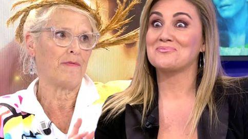 Lucía Dominguín arruina el gran día de Carlota Corredera en el 'Deluxe'