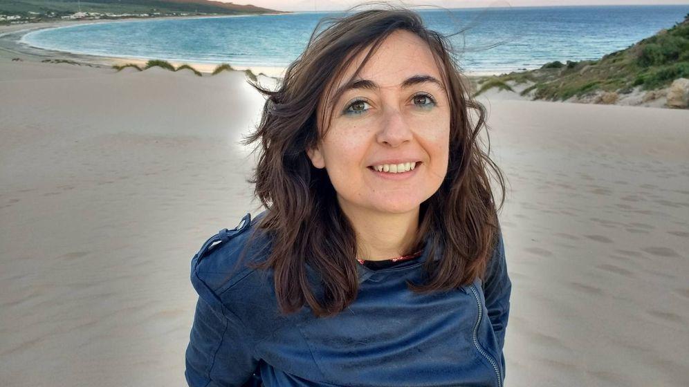 Foto: Elvira Navarro publica el libro de cuentos 'La isla de los conejos' (Rubén Bastida)