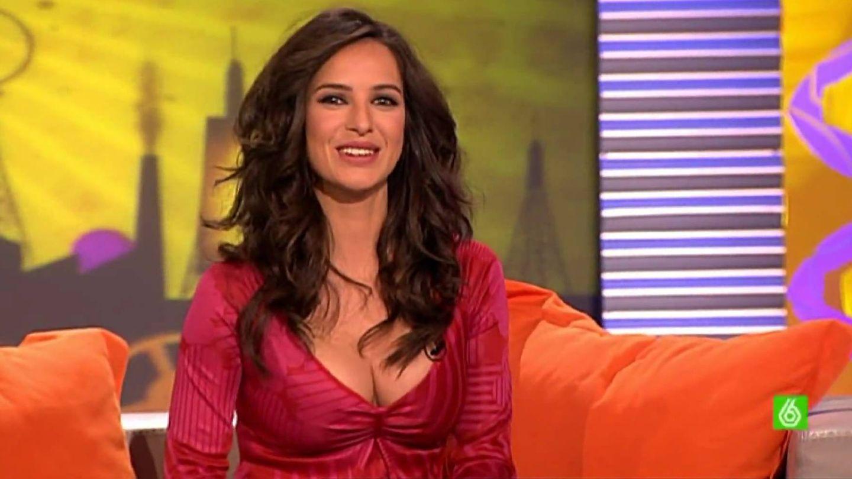 Paula Prendes en 'SLQH'. (Atresmedia Televisión)
