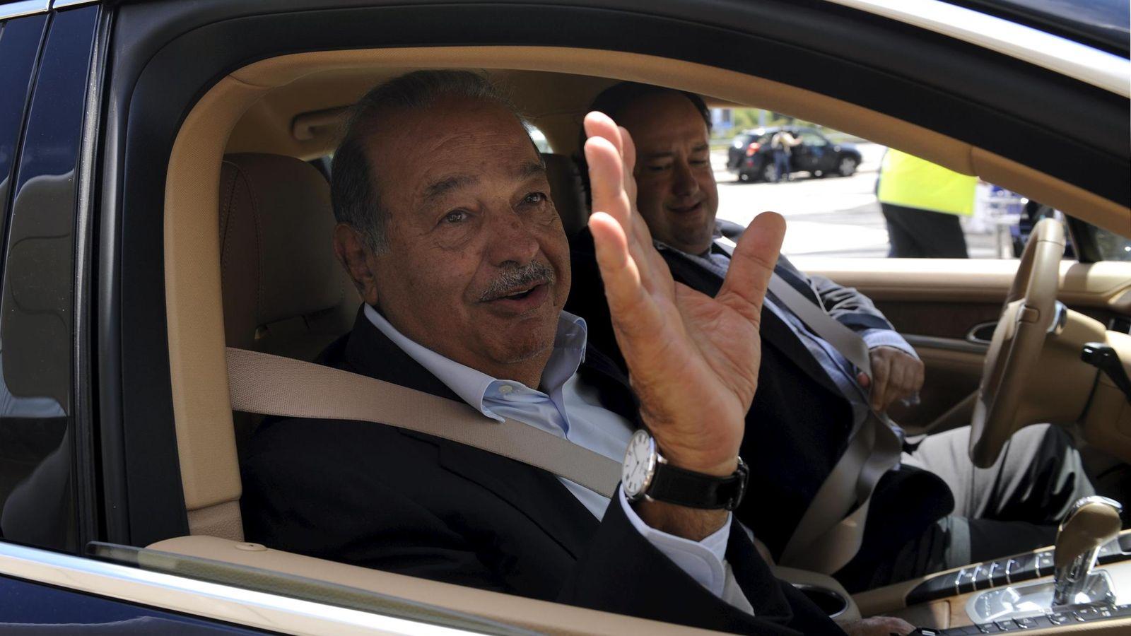 Foto: El millonario mexicano, Carlos Slim (REUTERS)