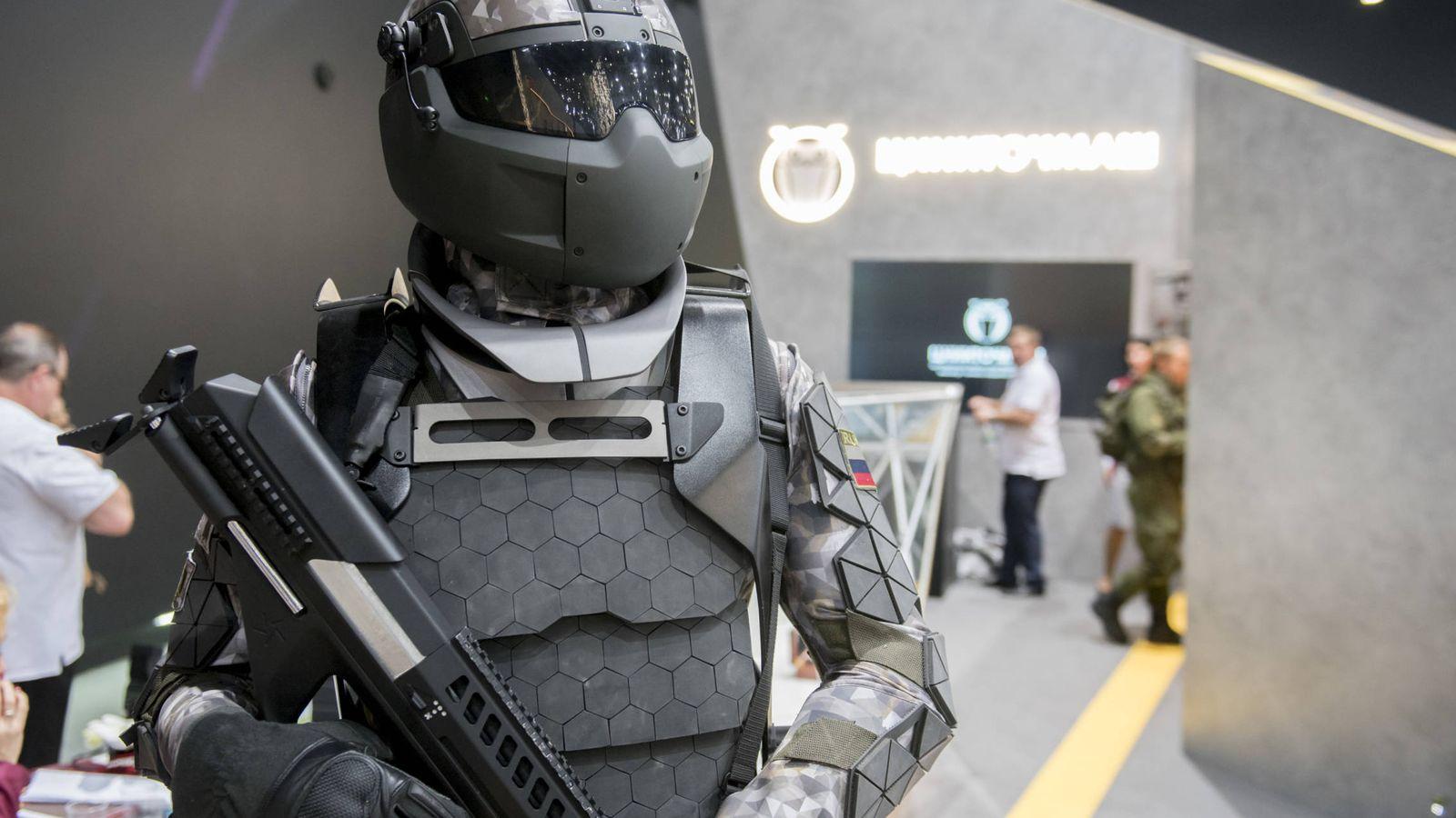 Tecnología Militar Ratnik Esta Es La Armadura De Combate
