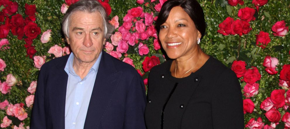 Foto: Robert De Niro y su mujer, Grace Hightower, en una imagen de archivo (Gtres)