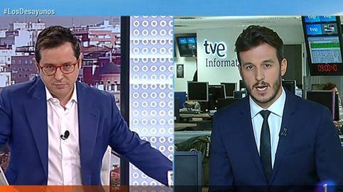 Diego Losada aclara lo que pasó cuando llamó a Franco caudillo en TVE