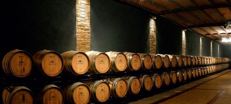 Foto: La Bodega Lalanne es una de las que pertenece a la ruta del vino Somontano.