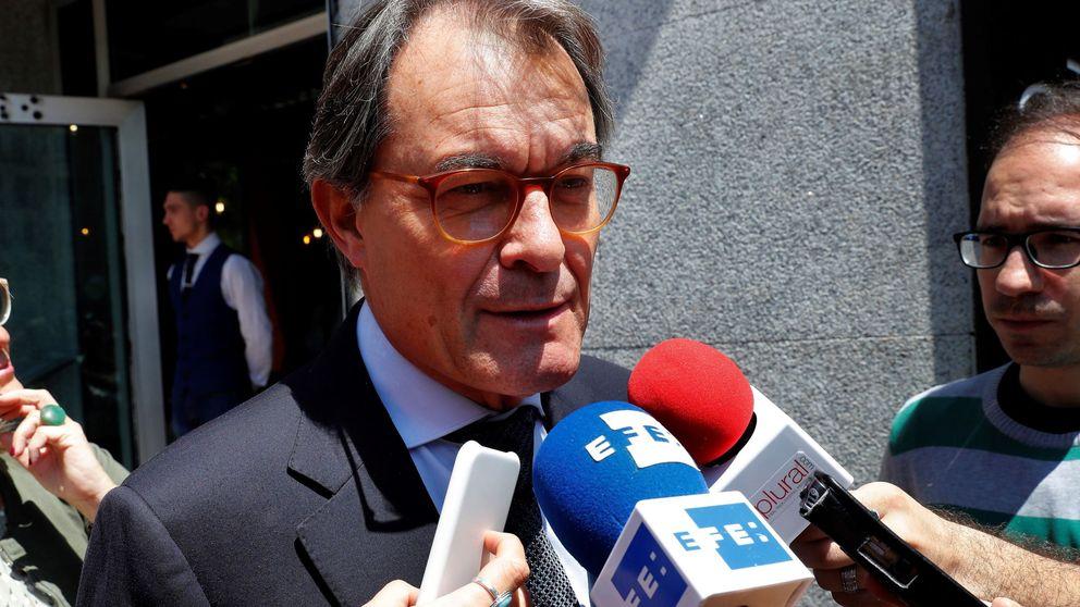Artur Mas pide manifestarse en la Diada para callar a todos los provocadores