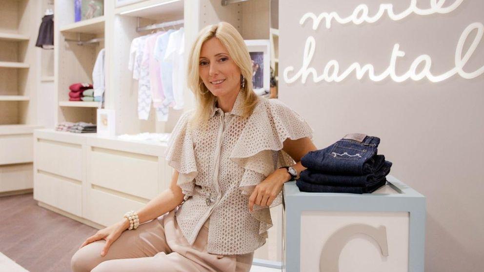 Marie Chantal Miller se consolida como modista de los 'royal babies'